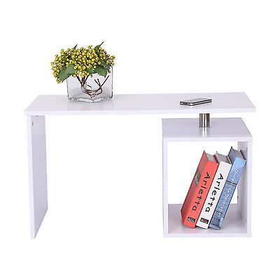 Desk Cabinet Stand Side Table End Table Tea Coffee Home Office Storage Display