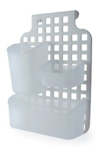 Blue-Canyon-Bathroom-Plastic-Cabinet-Over-Door-Shower-Caddy-Storage-Organiser