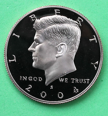 2006 S Proof SILVER Kennedy Half Dollar Coin 50 Cent JFK Fifty Cents