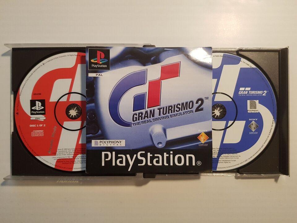 Gran Turismo 2, PS