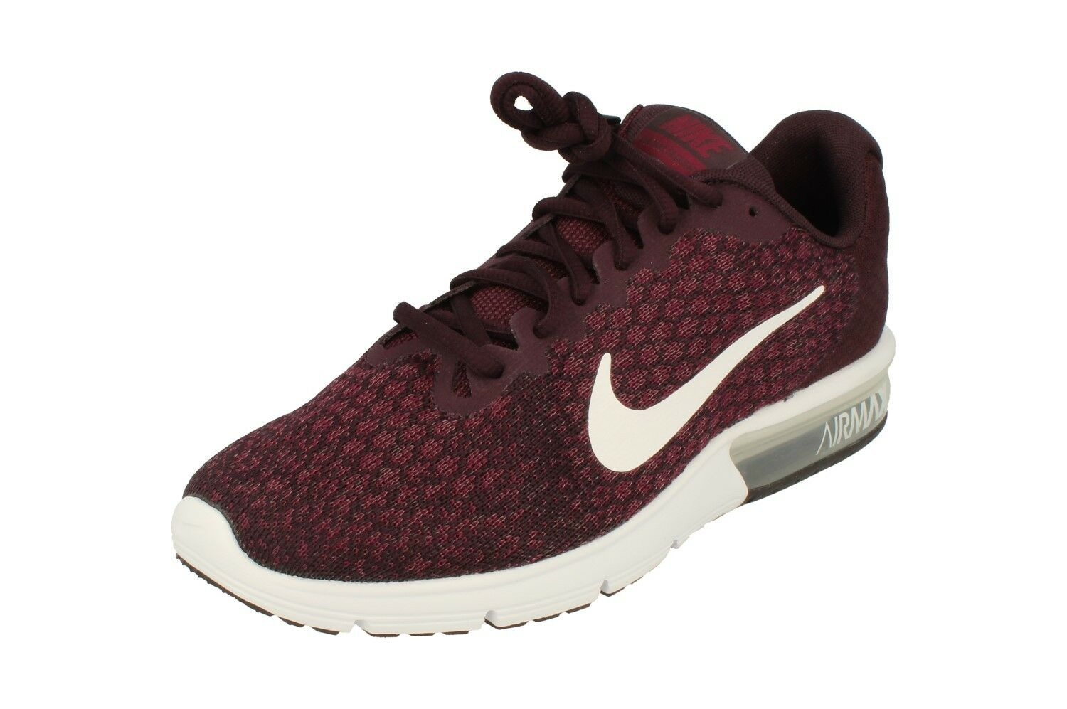 Nike Air Max Sequent 2 Mens Running Trainers 852461 Sneakers Shoes 601