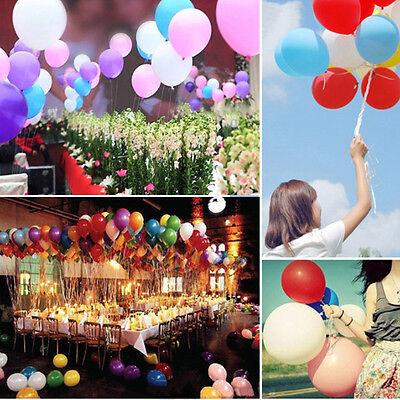 Pearl Latex Ballons Party Wedding Birthday Decoration 10 inch 100pcs