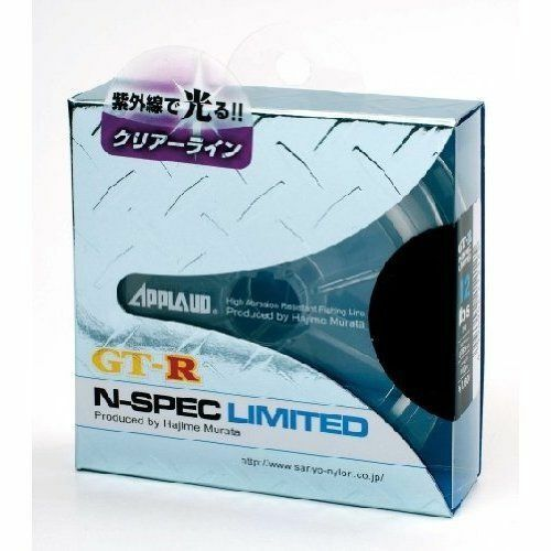 Sanyo Nylon APPLAUD GT-R N-spec LIMITED 600m 22LB  Fishing LINE From JAPAN