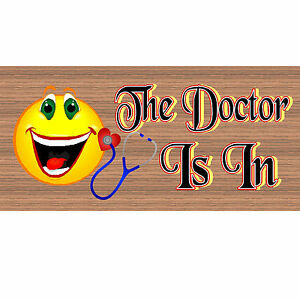 Doctor Wood Signs Worlds Greatest Doctor GS 1648 Wood Plaque