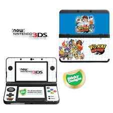 Yo-Kai Watch Vinyl Skin Sticker for NEW Nintendo 3DS (with C Stick)