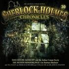 Sherlock Holmes Chronicles - Das gelbe Gesicht, 1 Audio-CD von Arthur Conan Doyle (2016)