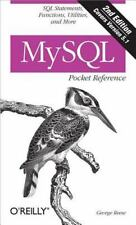 Pocket Reference (o'Reilly): MySQL Pocket Reference : SQL Functions and Utilities by George Reese (2007, Paperback, Revised)