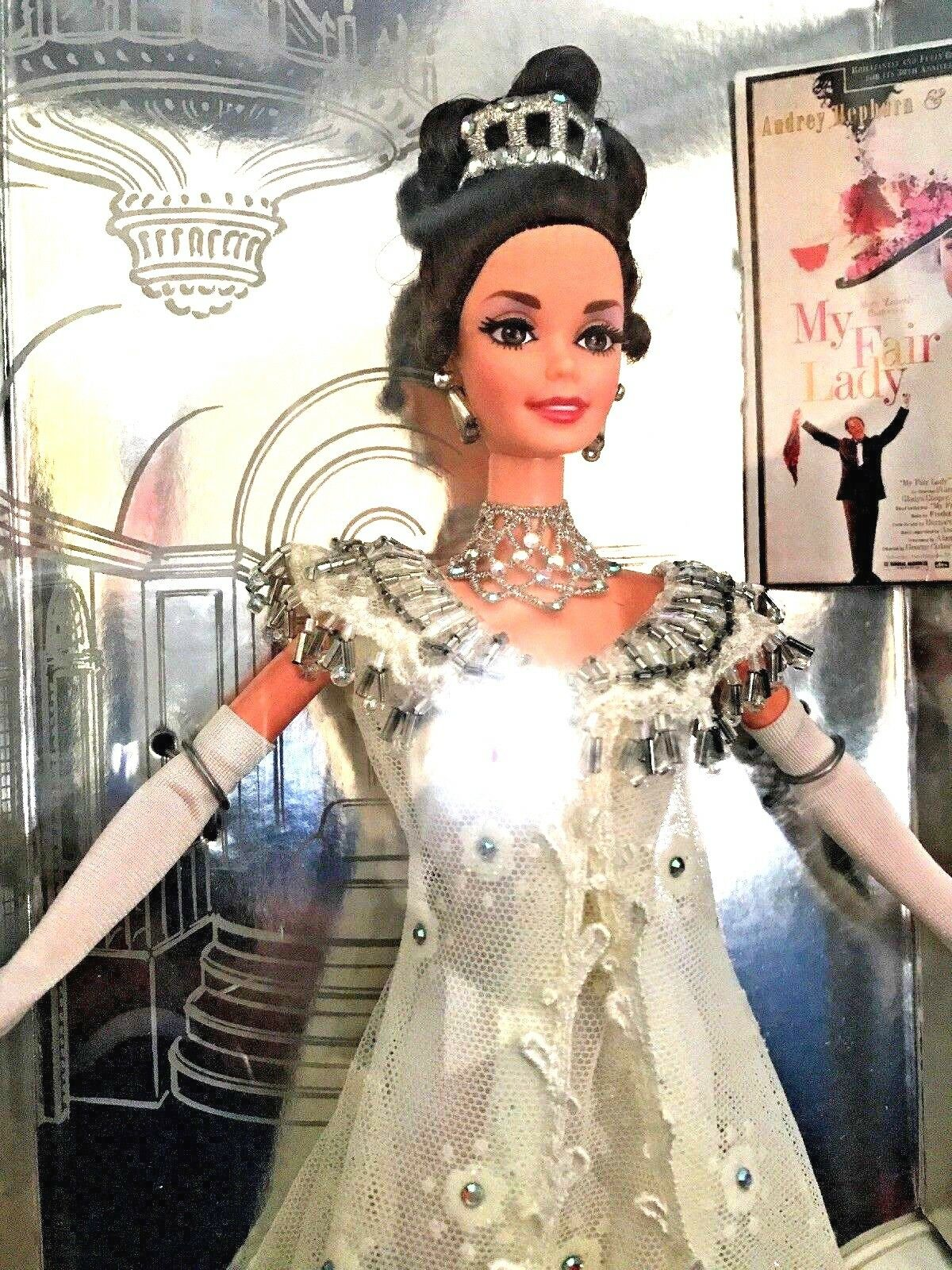 Barbie as Eliza DoolittleMy Fair LadyEmbassy Ball HOLLYWOOD LEGENDS COLLECTIO