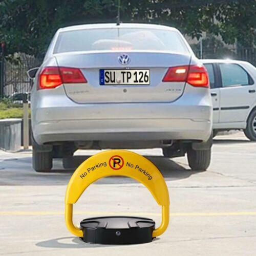 Barrière de Parking Automatique Télécommandée Serrure 20m Distance de contrôle