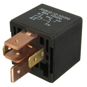 Universel-12V-80A-5-Broches-Interrupteur-Relais-Relay-Electrique-Bateau-Camion