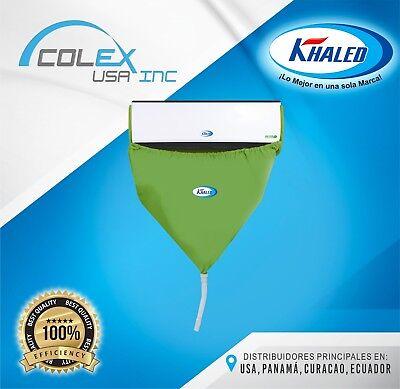 Younge para limpieza de polvo cubierta de recepci/ón de agua impermeable Funda para aire acondicionado aire acondicionado