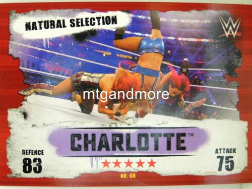 Slam ATTAX takeover-tous les Finishing Moves choisir