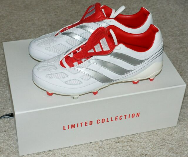 3d80c3e15b25 Adidas Predator Precision FG DB F97223 David Beckham Limited Edition Cleats