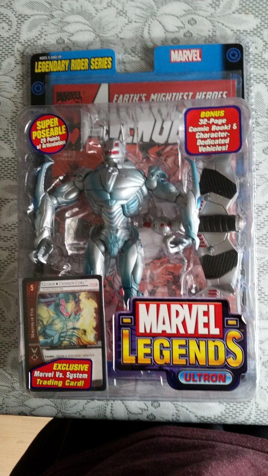 Marvel leggende Ultron leggendaria serie RIDER (RARA) 2005   i nuovi marchi outlet online