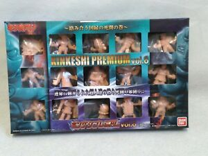 NEW-Bandai-Kinnikuman-Kinkeshi-Premium-vol-8-PVC-Figure-15-Pieces-Set-from-Japan