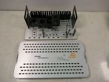 Stryker Instruments 4100 451 Cordless Driver Sterilization Container Tray Amp Lid
