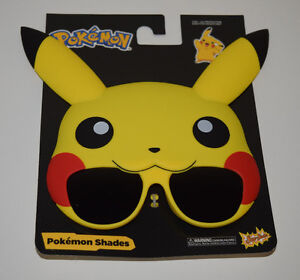 Sun-Staches-Pokemon-Pikachu-Licensed-Party-Costumes-Sunglasses-NEW-SG2467