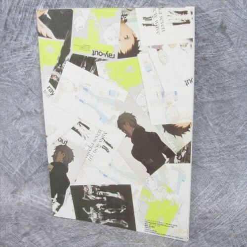 NEW WAVE World Guidance Ltd Booklet Art Book EUREKA SEVEN TR1