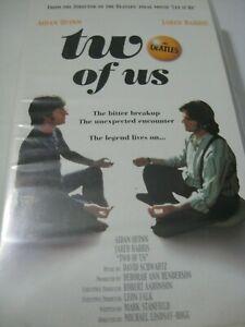 Two-of-Us-VHS-2003-Lennon-amp-McCartney-Aidan-Quinn-Beatles-Story-Classic