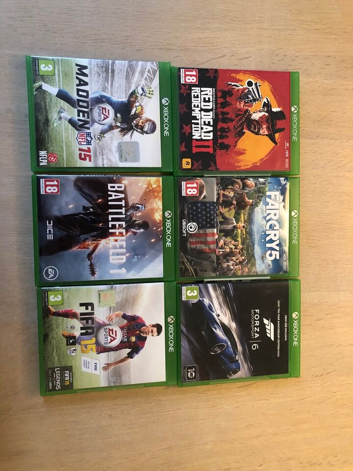 Xbox One, 500gb, God