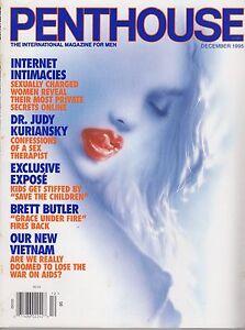 Penthouse-December-1995-11-PGS-ROYO-EROTIC-ART-Brett-Butler-Fires-Back