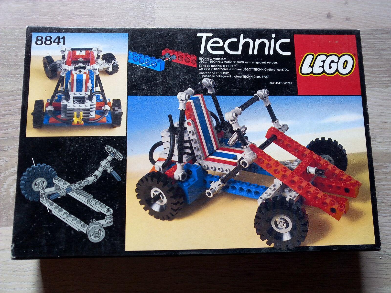 Lego Technic Technik 8841 Desert Racer   NEU & OVP - RARITÄT  | Bekannt für seine schöne Qualität