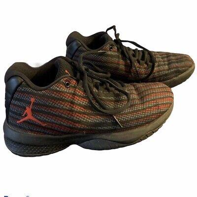 Nike Jordan Shoes B FLY Basketball Black Red Grey ~ Size 5.5Y BG 881446-005   eBay