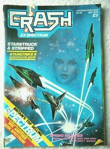 60344 Issue 28 Crash Magazine 1986