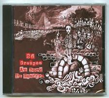 CD 26 groupes au bord du gouffre / compilation punk rock / neuf sous blister