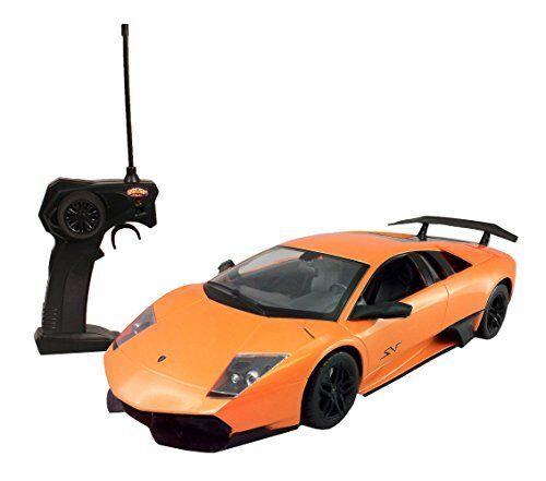 Doyusha 114 Big Scale Rc Car Lamborghini Murcielago Orange For Sale Rhebay: Ebay Large Scale Radio Control Cars At Gmaili.net