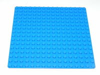 Lego Brand Blue 16x16 5x 5 Building Plate Baseplate Base Plate