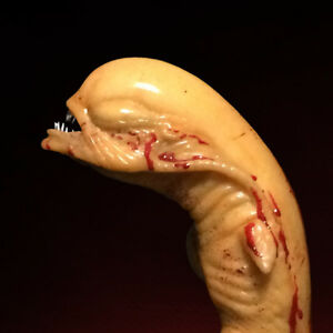 HCG-Alien-Aliens-Life-Size-Chestburster-Figure-Statue-Diorama-NEW-SEALED