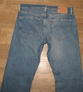 """Forte : Levi `S 527 D' Homme Jeans / Bleu en Env. W33 """" / L34 """""""