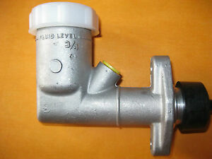 FORD-ANGLIA-CORTINA-ETC-NEW-BRAKE-or-CLUTCH-MASTER-CYLINDER-3-4-034-bore
