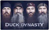 Duck Dynasty Door Floor Mat 18 X 30 beards Are Here Willie Jase Si Phil