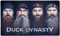 Duck Dynasty Beards Are Here Accent Rug -18 X 30 Tv Movies Door Mats
