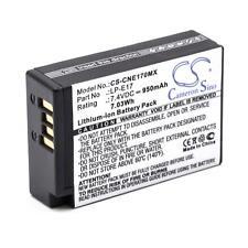 Akku Batterie 950mAh für Canon EOS 200D, EOS 750D, EOS 760D, EOS 770D
