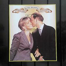 Royal Wedding Prince Edward & Sophie Rhys Jones s/s mnh stamps