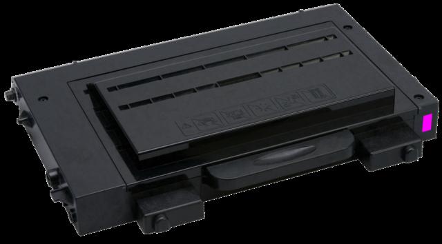 original Samsung Toner CLP-510D5M  SAMSUNG CLP-510N magenta neu D-Ware