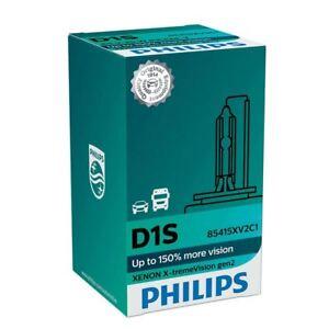 PHILIPS Xenon X-treme Vision gen2 D1S HID Headlight Bulb (Single) 85415XV2C1
