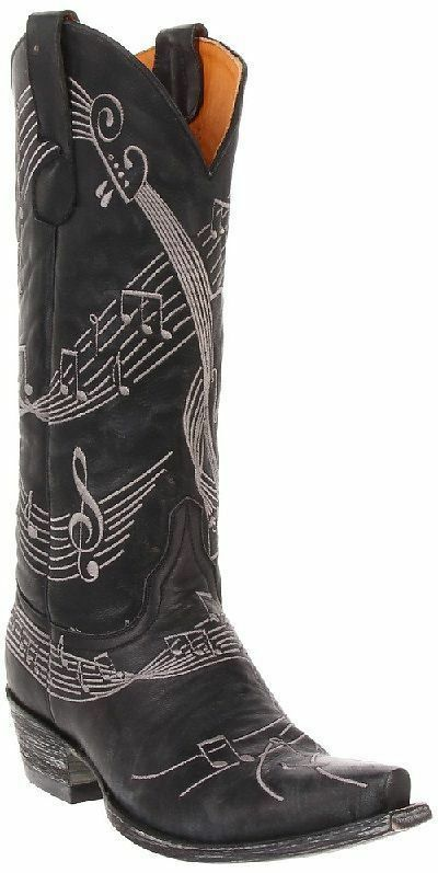 L1030-5 OLD EMBROIDERY GRINGO VIOLINA VESUVIO BLACK SILVER EMBROIDERY OLD 13