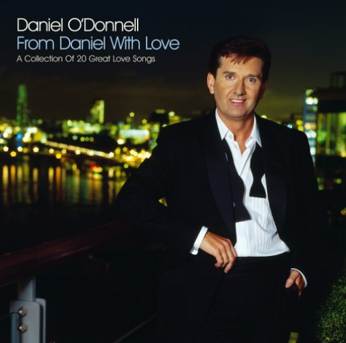 O`Donnell Daniel-From Daniel With Love CD NUOVO
