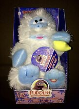 Bumble The Abominable Snowman Animated Roaring Holly Jolly Christmas Gemmy 2004