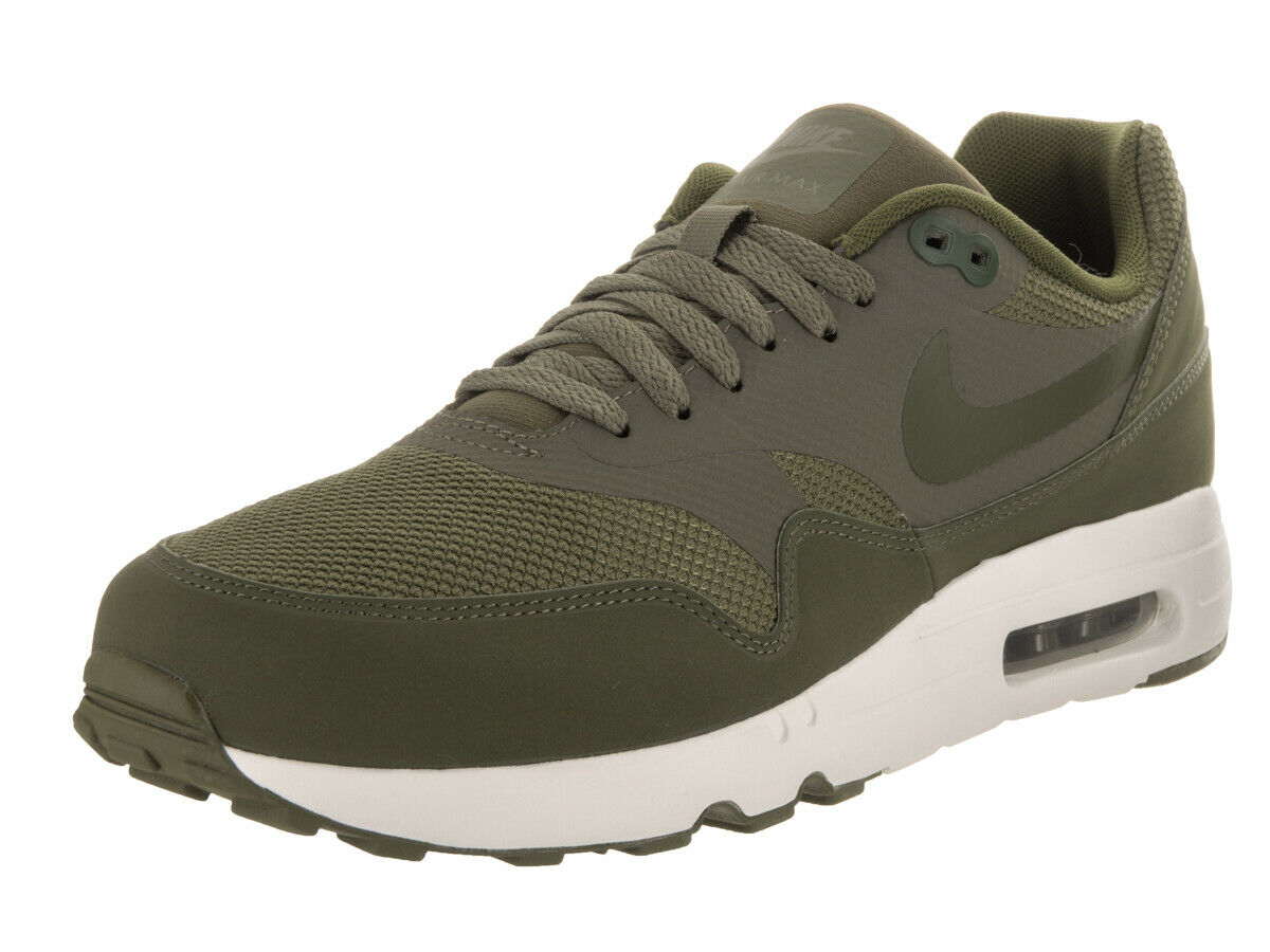 Nike Men's Air Max 1 Ultra 2.0 Essential Medium Olive Sail Legion Green Running