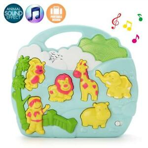 Music-Educational-Learning-Toys-Animal-Songs-Xmas-Gifts-For-18m-Baby-Toddlers