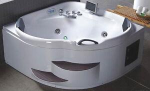 Vasca Da Bagno Angolare 150x150 : Carnelli vasca da bagno idromassaggio angolare cm barracuda