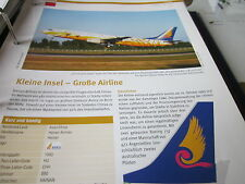 Airlines Archiv China Hainan Airlines Kleine Insel große Airline 6S