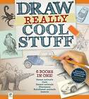 Draw Really Cool Stuff by Hinkler Book Distributors (Hardback, 2014)