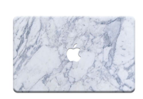 """Hard Rubberized Marble Painting Case For Macbook Pro 13/""""15/""""Touch Bar//Retina12+KB"""