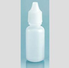50x 12 Oz 15 Ml Ldpe Plastic Dropper Streaming Bottles Oils Food Liquids